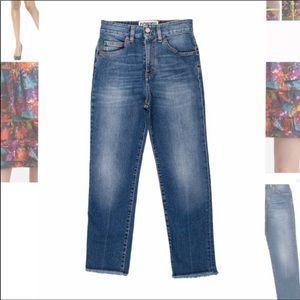 Fiorucci jeans high rise